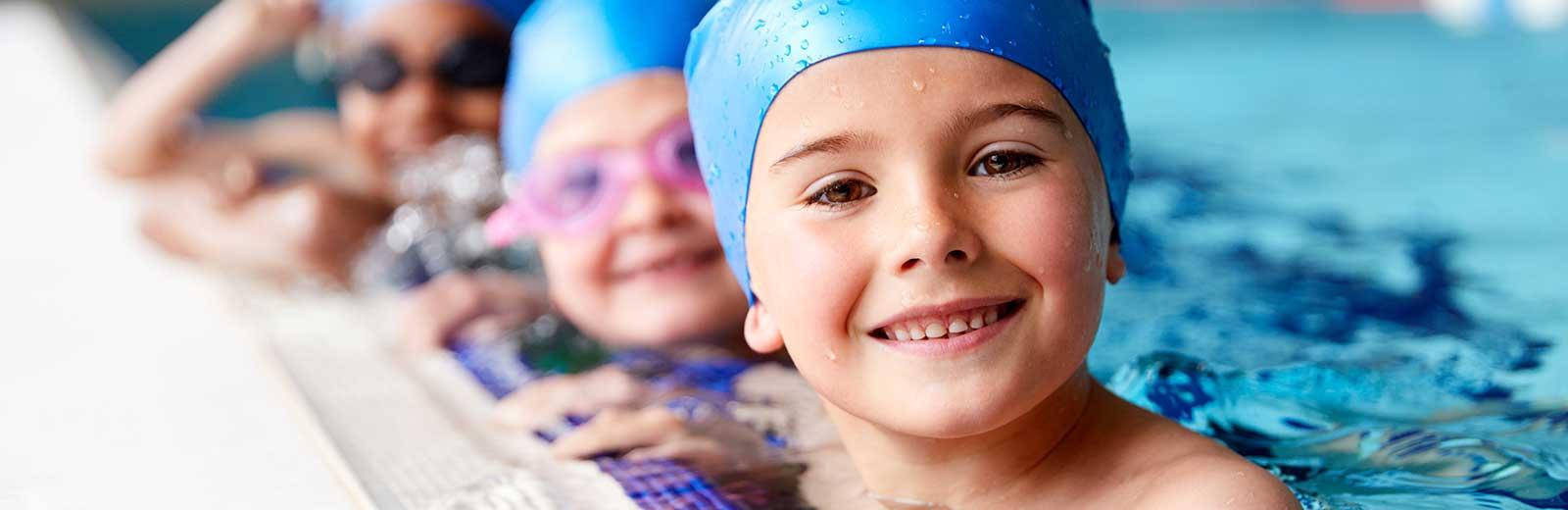 Das Gesundheitszentrum: Schwimmen