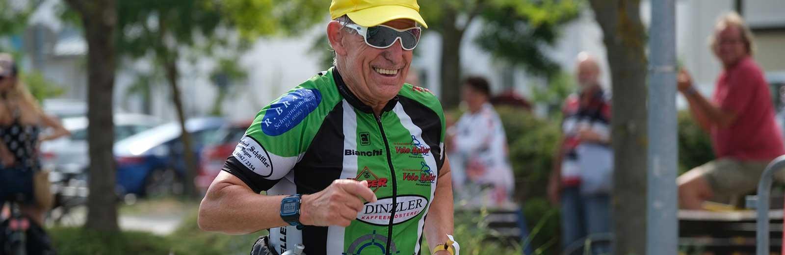 Werner Wiemken, Inhaber und Trainer Gesundheitszentrum Kreuth