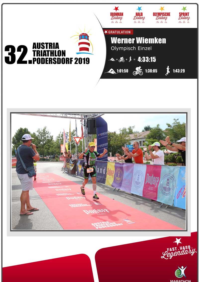 32. Austria Triathlon 2019