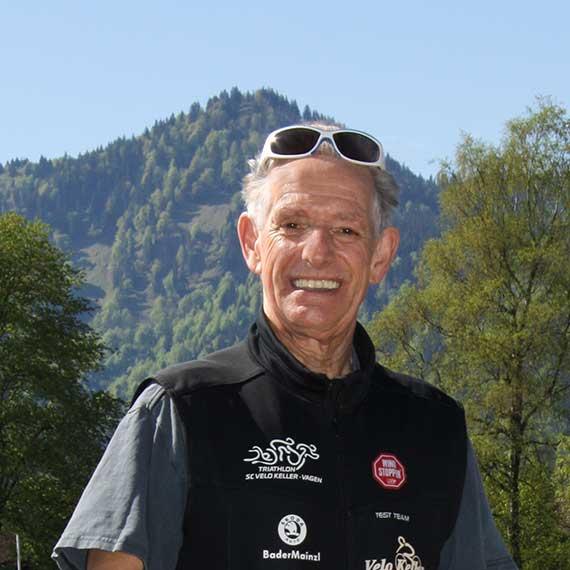 Personal Trainer und Gesundheitscoach Werner Wiemken